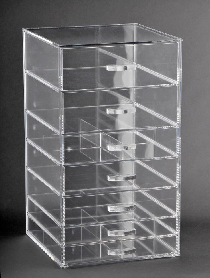 15% OFF! Clear Acrylic Makeup Box Case Drawers Organizer Storage Cube (A7) by TheGlamoureBox on Etsy https://www.etsy.com/listing/217472504/15-off-clear-acrylic-makeup-box-case