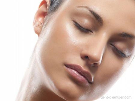 Consejos para reducir la grasa de tu rostro.