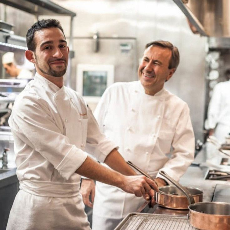 27 best restaurant in Canada (Montreal) Maison Boulud