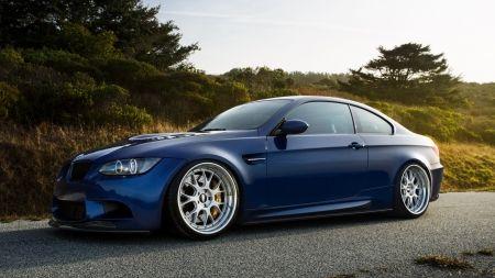 BMW M3 E92 - M3, BMW, E92, car
