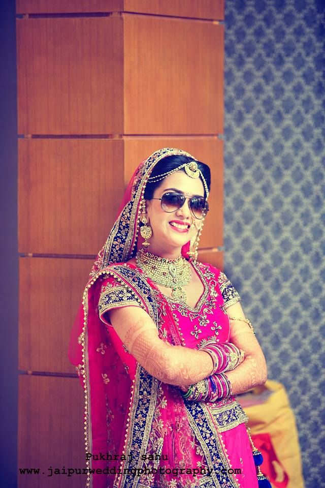 WOW look! Pukhraj Sahu, Jaipur  #weddingnet #wedding #india #jaipurwedding #indian #indianwedding #weddingphotographer #candidphotographer #weddingdresses #mehendi #ceremony #realwedding #lehenga #lehengacholi #choli #lehengawedding #lehengasaree #saree #bridalsaree #weddingsaree #indianweddingoutfits #outfits #backdrops  #bridesmaids #prewedding #photoshoot #photoset #details #sweet #cute #gorgeous #fabulous #jewels #rings #tikka #earrings #sets #lehnga #love #inspiration