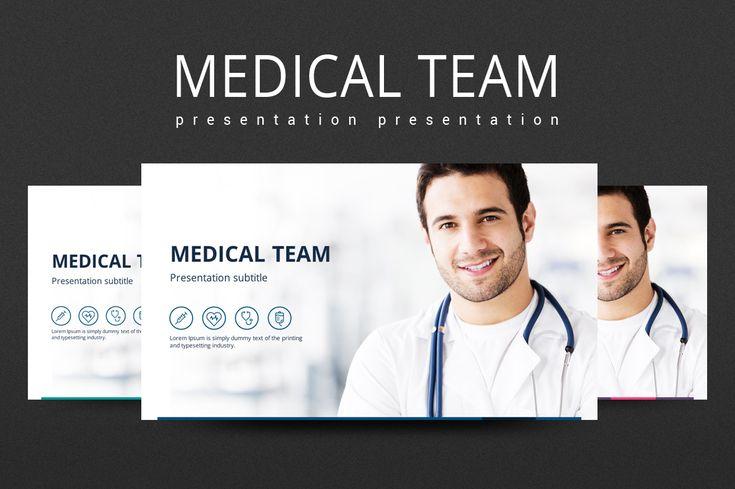 Medical Team by Good Pello on @creativemarket