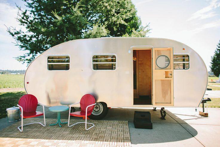 122 Best Flyte Camp Vintage Travel Trailer Restorations