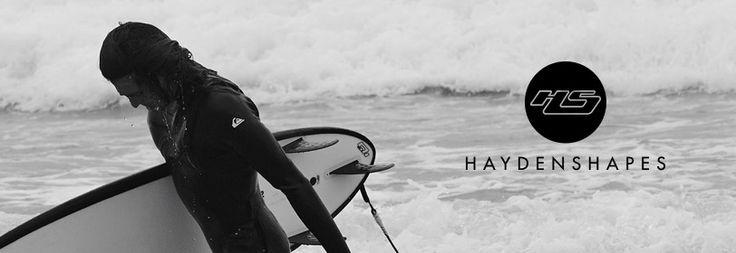 Haydenshapes Surfboards