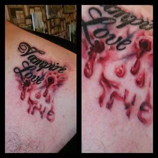 True Blood Tattoo Ideas | Cool Tattoos Inspired by True Blood