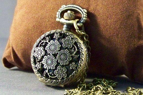 Reloj antiguo bolsillo reloj-amistad-mujeres reloj de bolsillo reloj de cadena-regalos-reloj collar de bolsillo-reloj de bolsillo colgante latón
