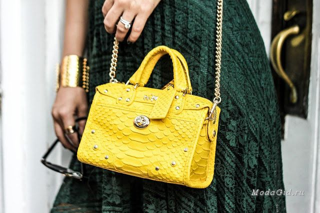 Уличная мода: Уличная мода Америки в лице Дианы Хорсфолл: осень 2016