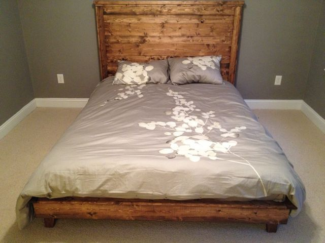 92 Best Images About Bed Ideas On Pinterest Diy Platform