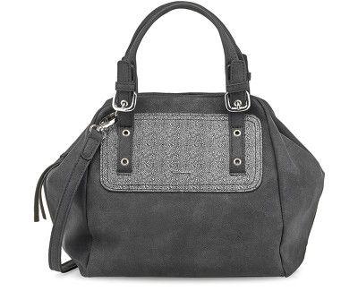 Elegantní kabelka Jessica Handbag Black Comb. 1997152-098