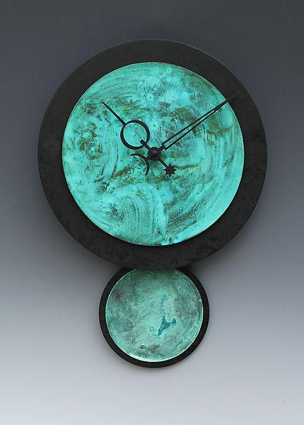 how to make a pendulum clock at home