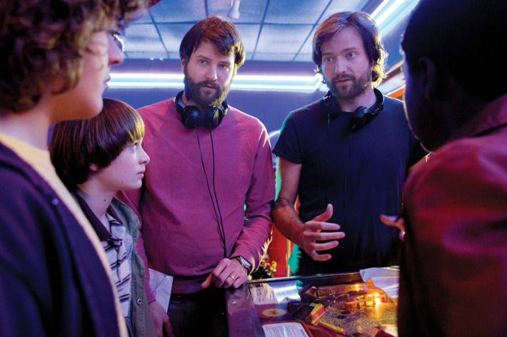 The Duffer Brothers' Upside-Down Journey to Stranger Things