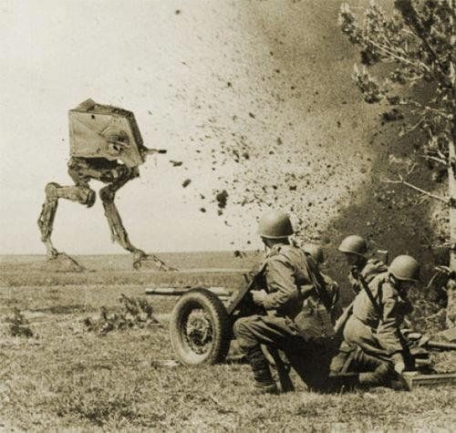 WWII AT-ST