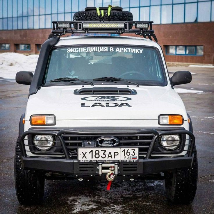 Arktic Expedition 2016 | Niva | Pinterest | 4x4, Cars and ...