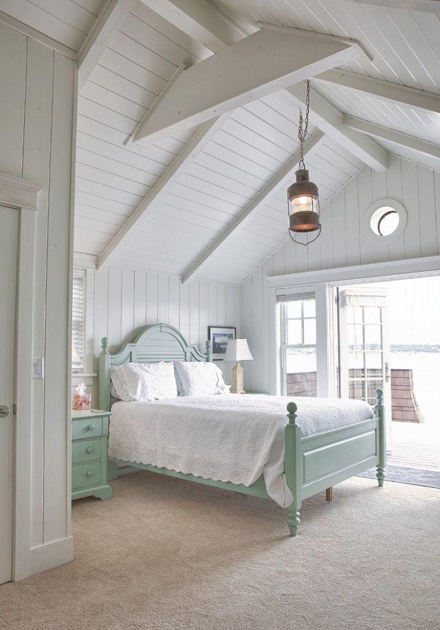 Coastal Cottage Master Bedroom Beach Cottage Bedroom Furniture
