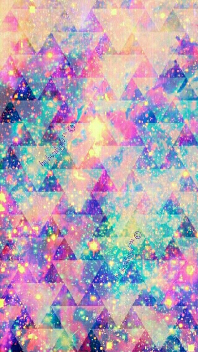Tribal galaxy iPhone/Android wallpaper that I  created for the app CocoPPa!