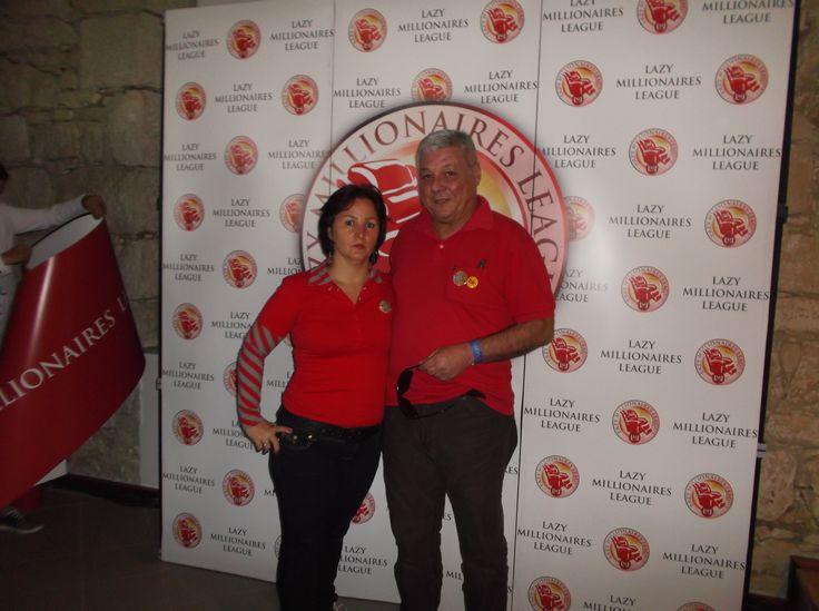 Leonete & Lopes, no Evento dos LAZY em Fatima. Dia- 30-31 de Maio.   http://www.joselopesmkt.com/   http://www.badassbutton.com/top-producer-lopes