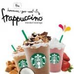 Starbucks Frappuccino Happy Hour Starts Today