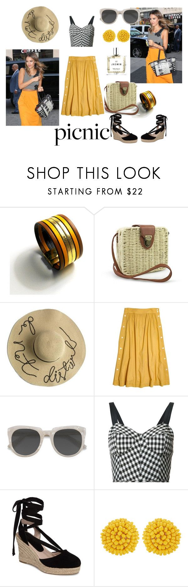 Le JASMINE by paisleyvelvetandlace on Polyvore featuring Tome, Madewell, Topshop, Humble Chic, Ace and Miller Harris