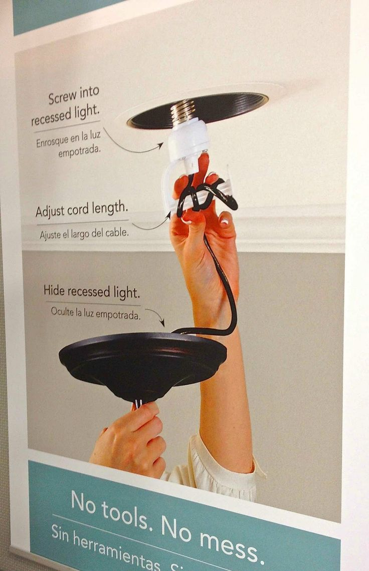Recessed Can Light Conversion Kits: An Easy Way to Dress Up Your Space! - Driven by Decor