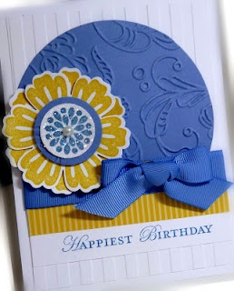 Lovely: Colors Combos, Cards Ideas, Cards Birthday, Cards Stampin, Birthday Cards, Bunch Stamps, Stampin Up, Stamps Sets, Simply Simple