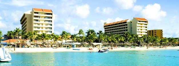 Occidental Grand Aruba-all inclusive, cheap jet blue flights from Syracuse-this is going to be our next vacation!