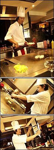 Le Comptoir Nippon - Restaurant japonais de teppanyaki à Paris montparnasse - sushi et fusion food