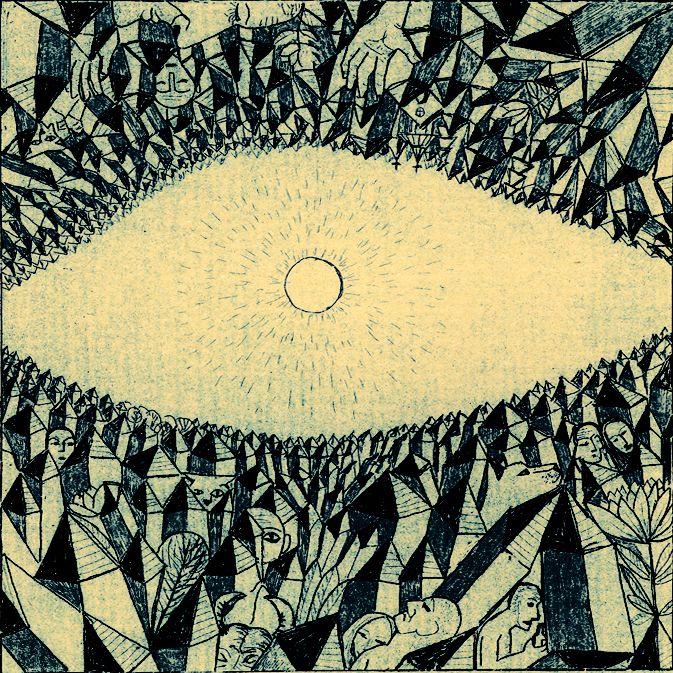 soarele-iris, centru al unui mic univers.aquaforte