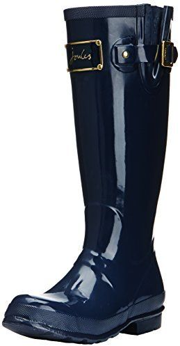 JOULES Womens Posh Welly Wellington Boots