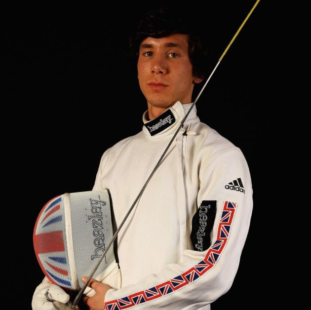 Marcus Mepstead - Fencing (Reserve.)