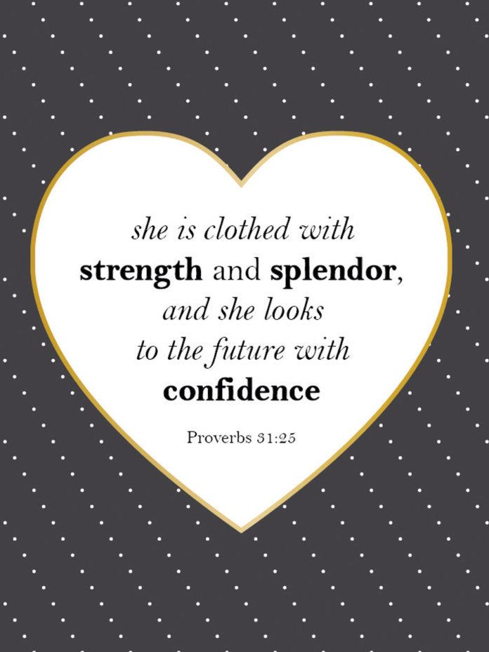 Proverbs 31:25 8x10 Print - JW Pioneer Gift - JW Gift - jw.org - Jehovah's Witness - Instant Download - GoldAndSeal on Etsy