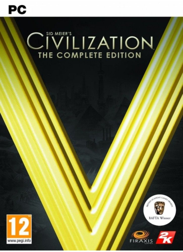 Civilization 5 Complete Edition PC/Mac Download - Official Full Game #pcgames #gamedownloadkeys