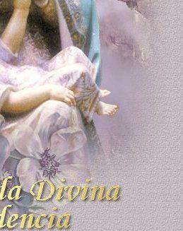 Virgen de la Divina Providencia Puerto Rico Poesías religiosas Advocaciones marianas Universo Literario