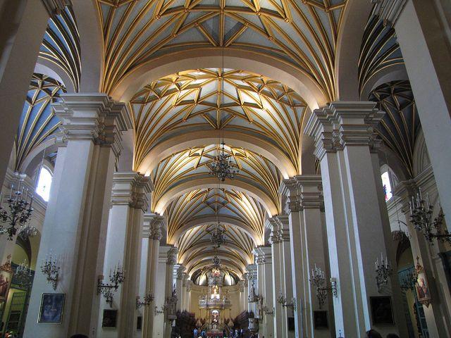 Catedral de Lima - Interior | Flickr - Photo Sharing!