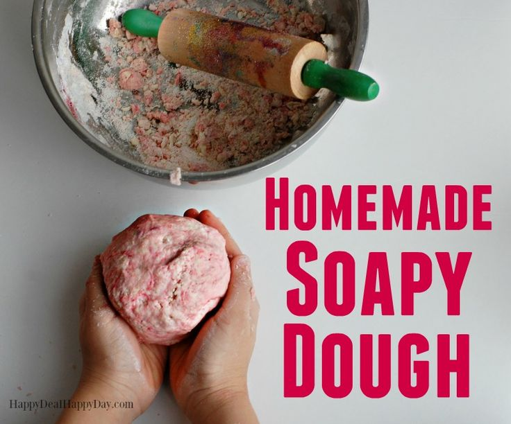 I know there are many homemade play dough recipes out there – even ones that use unusual ingredients like this one I made with corn starch and hair conditioner!  I was recently looking through The Ultimate Book of Kid Concoctions 2 and found a recipe for homemade play dough that I haven't tried before.  This one […]