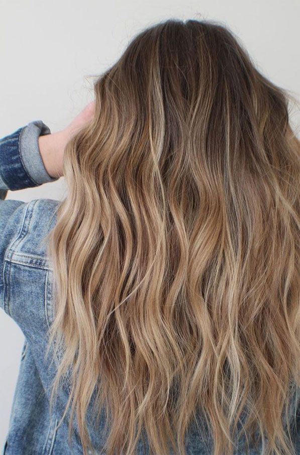 30++ Balayage light brown to blonde hair ideas in 2021