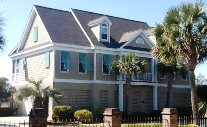 House vacation rental in Litchfield by the Sea, SC, USA from VRBO.com! #vacation #rental #travel #vrbo
