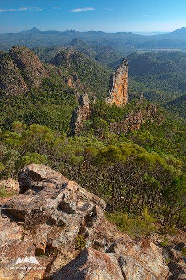 The Breadknife, Warrumbungle National Park, NSW, Australia (978) - Yegor Korzh…