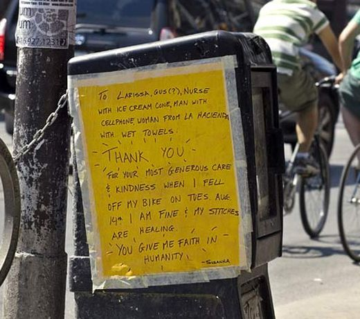 Best Faith In Humanity Restored Images On Pinterest Blood - 19 random acts of kindness that will restore your faith in humanity