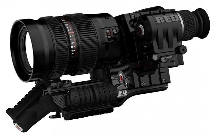 Matt Tremblay Keyshot Render... RED Camera
