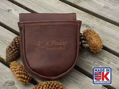 #Leather shooting cartridge bag pouch clay pigeon #skeet shooting #shooters bbm,  View more on the LINK: http://www.zeppy.io/product/gb/2/162338915554/