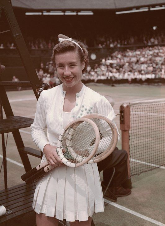A Fashion History of Tennis Uniforms : Let's take a look back at how tennis uniforms have changed through the ages.