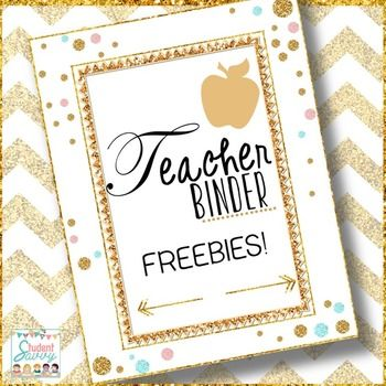 Teacher Binder Freebie Contents include:-Schedule Cover Page-Mon-Fri 8-4pm Weekly Format-Centers Cover Page-Center Activities Planner-Misc Cover Page-Notes-To Do List