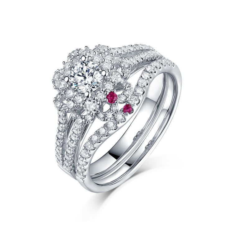 A Heart's Promise 047 - Lao Feng Xiang Jewelry Canada