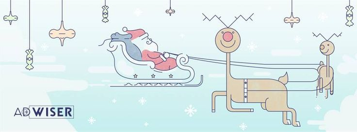 Special facebook cover made for the winter holidays. #ADwiser