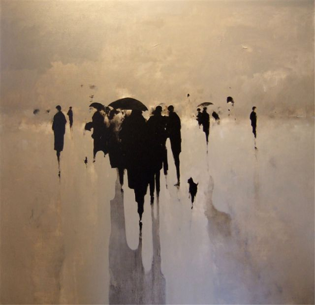 Geoffrey Johnson - Storm Cloud