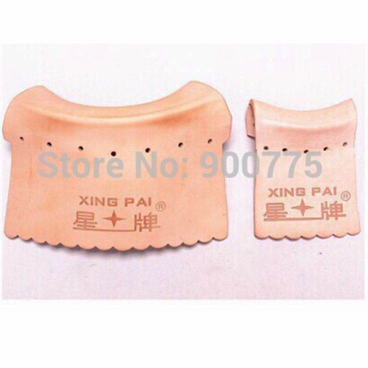 XING PAI leather pool table pockets sleeves / Leather Pool Table Pocket Shields Cut Outs/ Billiard Table Parts