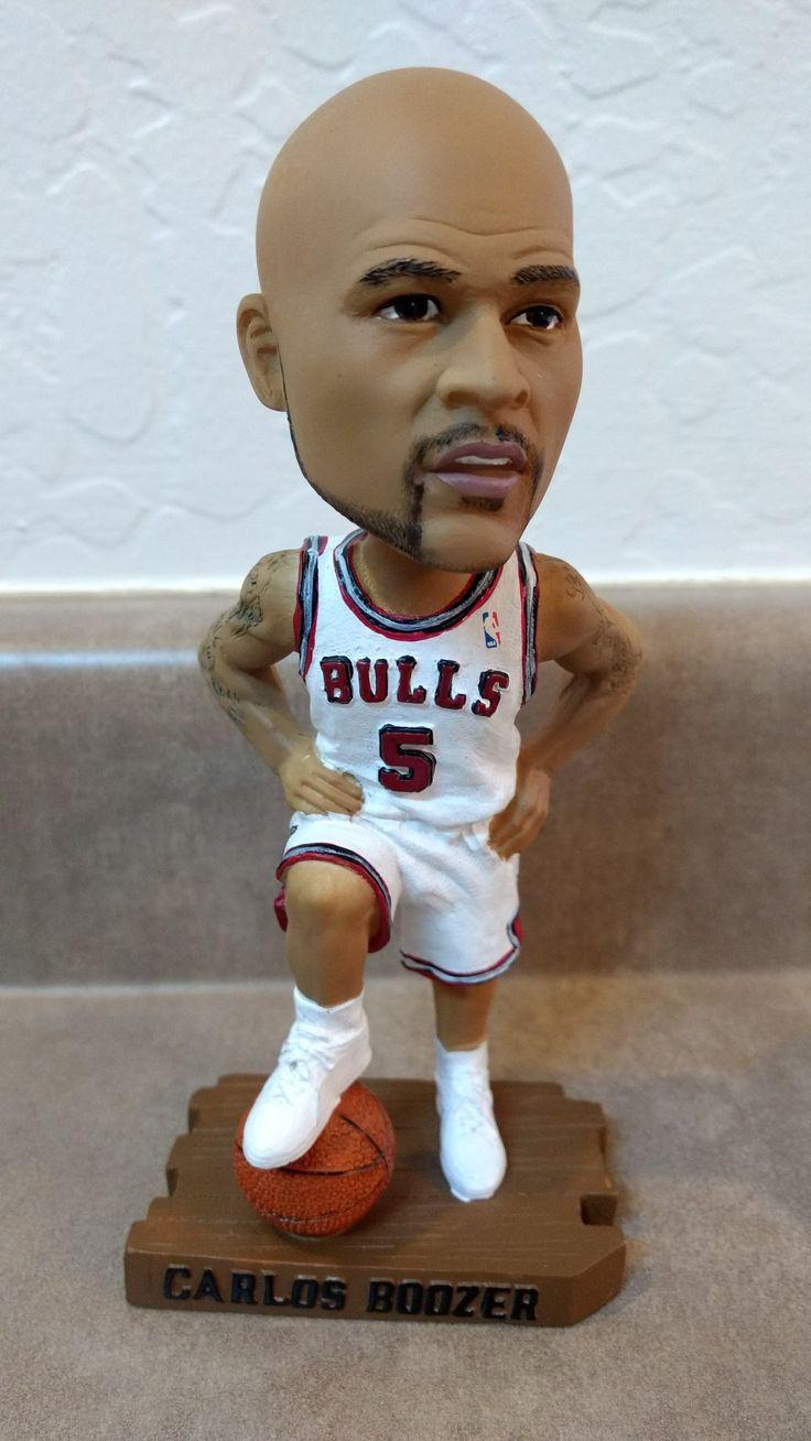 Chicago Bulls Carlos Boozer bobblehead