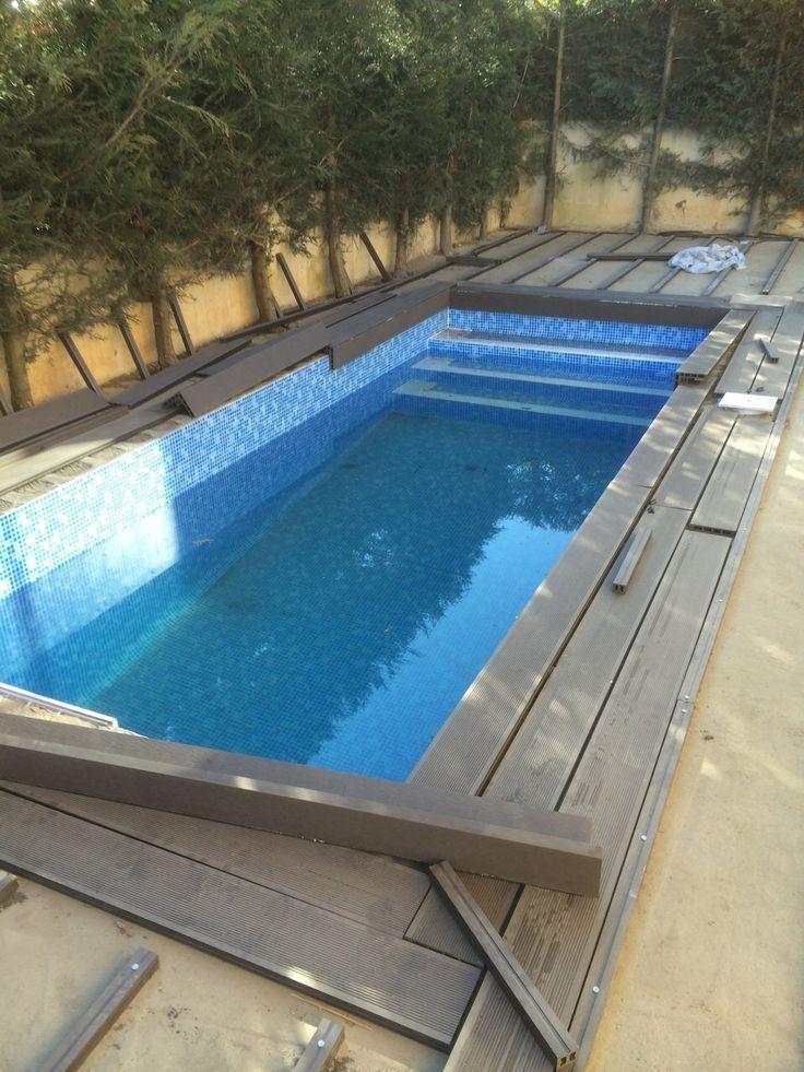 15 best tarimas de exterior images on pinterest exterior for Isla leon piscina
