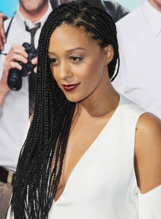 5 Charming Braided Hairstyles with Small Box for Black Women|Designideaz