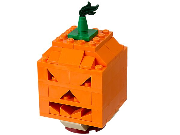 Halloween Pumpkin   LEGO Shop